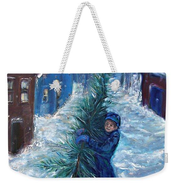 Dicken's Tale Weekender Tote Bag