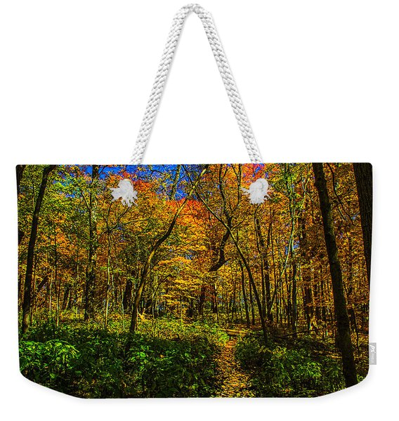 Did You Bring The Breadcrumbs? Weekender Tote Bag
