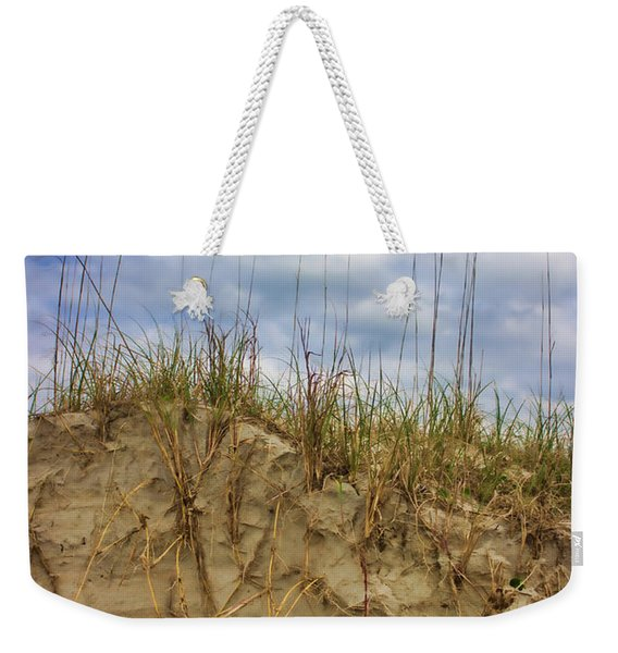 Digging In Deep In Sand Dunes Weekender Tote Bag