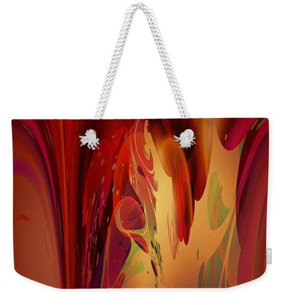 Abstract No 12 Weekender Tote Bag