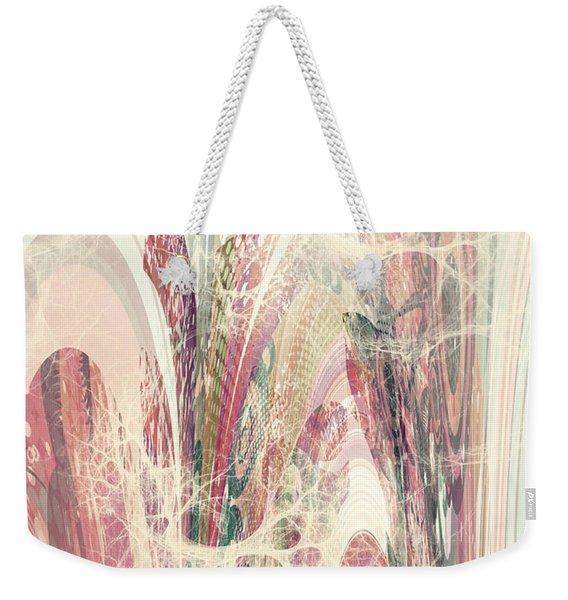 Abstract No 18 Weekender Tote Bag