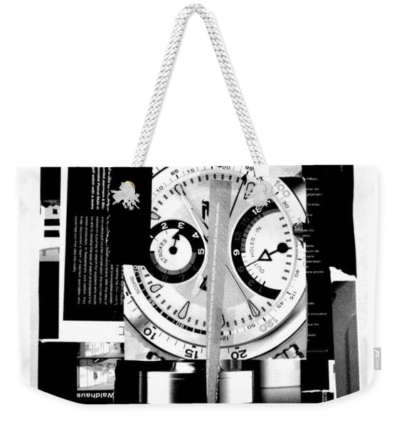 Dimensions Of Good Architecture Weekender Tote Bag