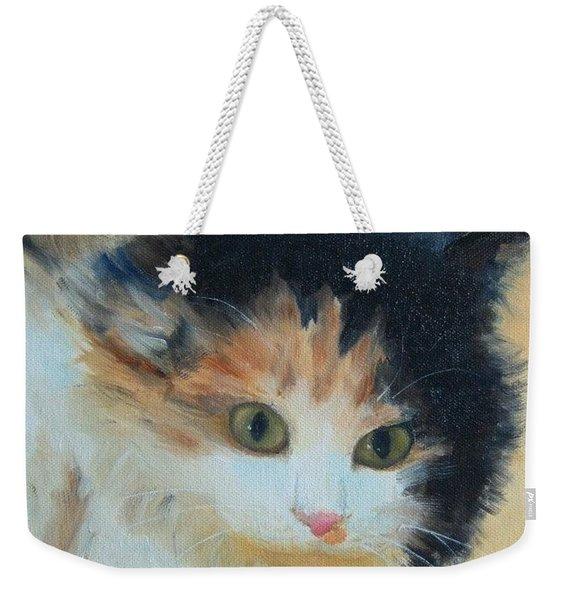 Dina Weekender Tote Bag