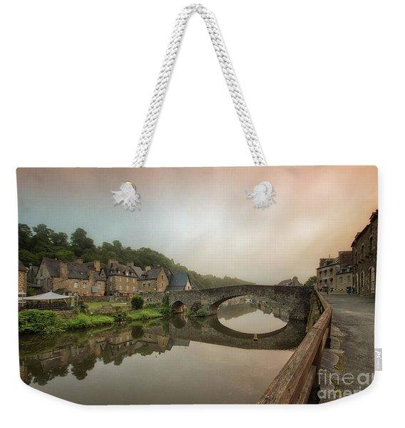 Dinan Weekender Tote Bag