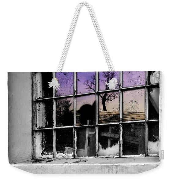 Dirty, Broken But Beautiful Weekender Tote Bag