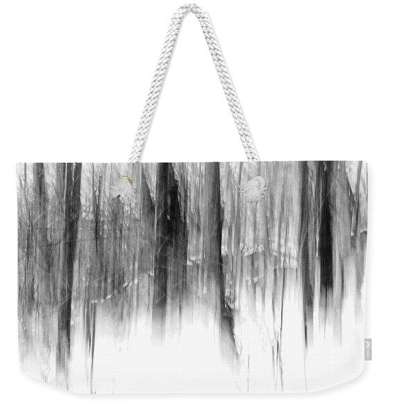 Disappearance Weekender Tote Bag