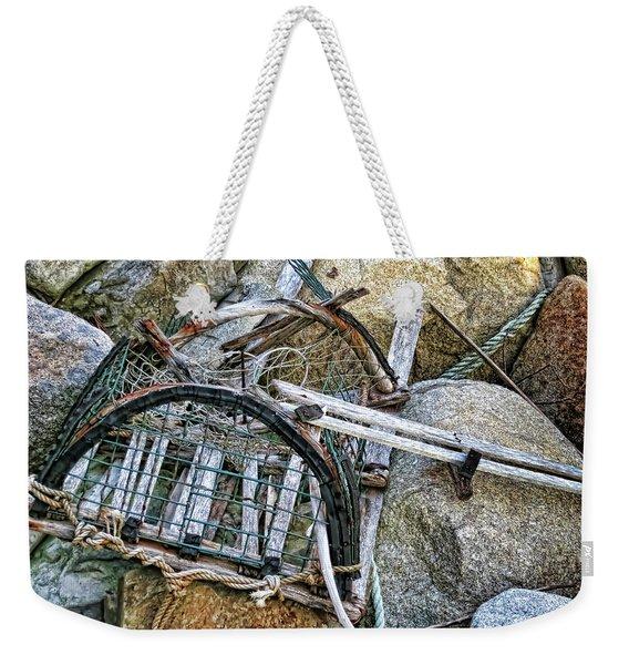 Discarded Weekender Tote Bag
