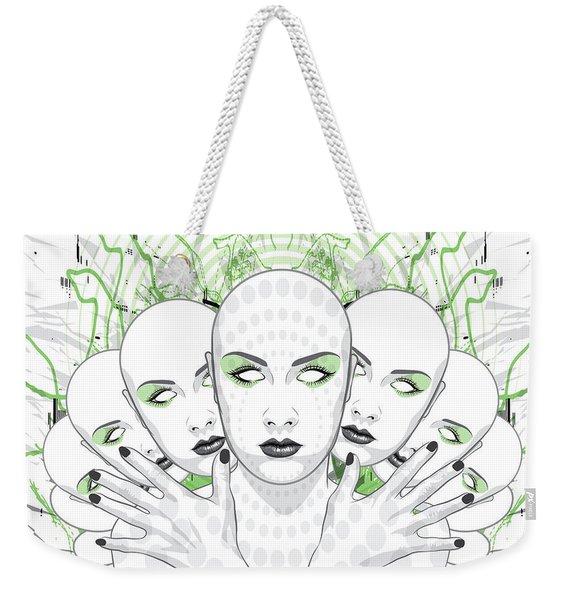 Disguise Weekender Tote Bag