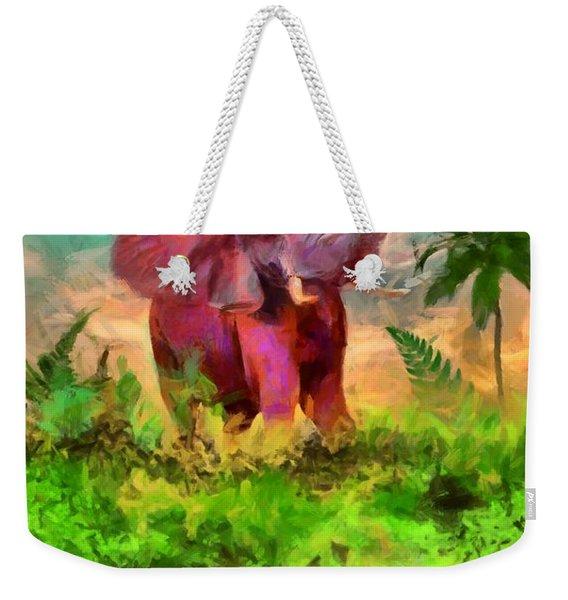 Disney's Jungle Cruise Weekender Tote Bag