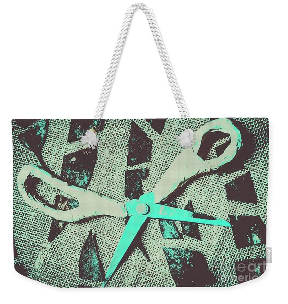 Dissections In Decomposition Weekender Tote Bag