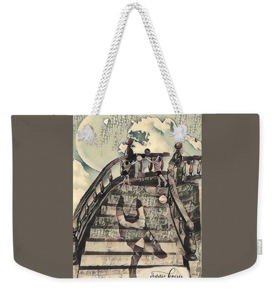Dissociated Mother Weekender Tote Bag