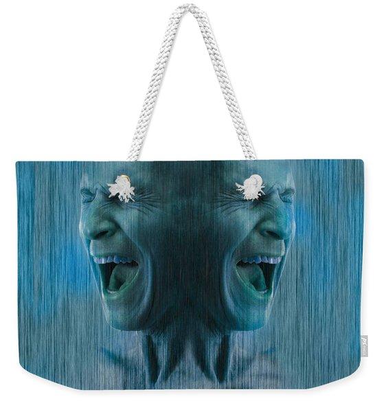 Dissociative Identity Disorder Weekender Tote Bag