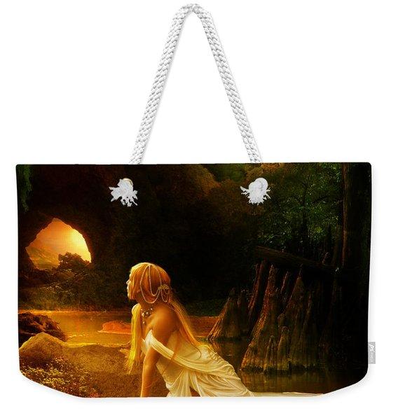 Distant Horizon Weekender Tote Bag