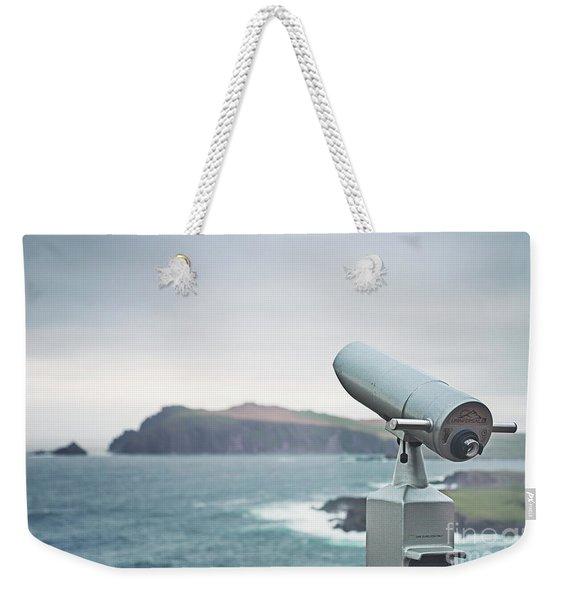 Distant Horizons Weekender Tote Bag