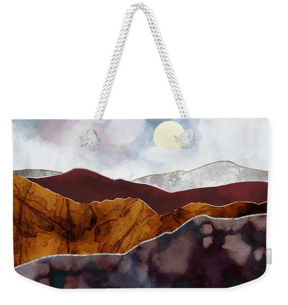 Distant Light Weekender Tote Bag