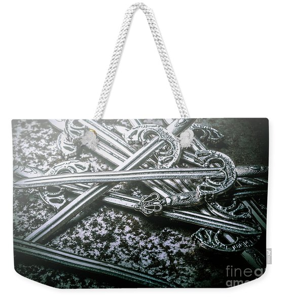 Distortions From Fables Conquered Weekender Tote Bag