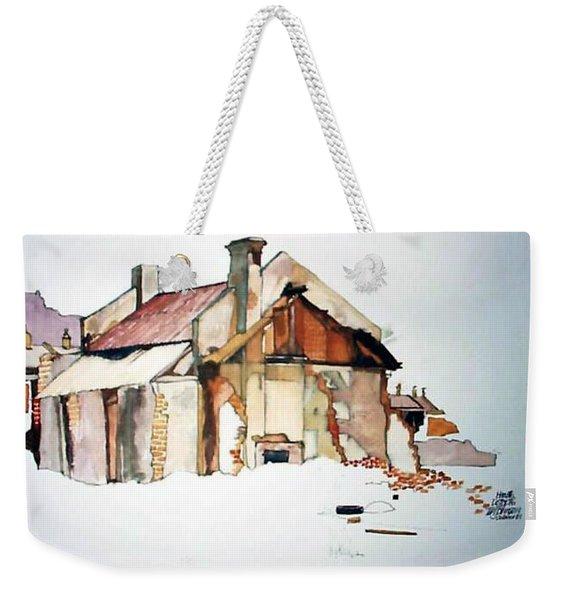 District 6 No 2 Weekender Tote Bag