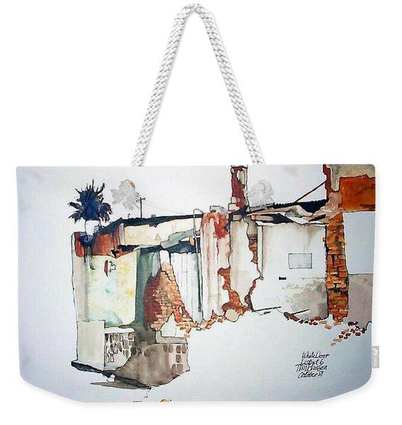 District 6 No 3 Weekender Tote Bag