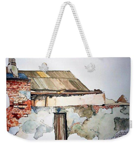 District 6 No 4 Weekender Tote Bag