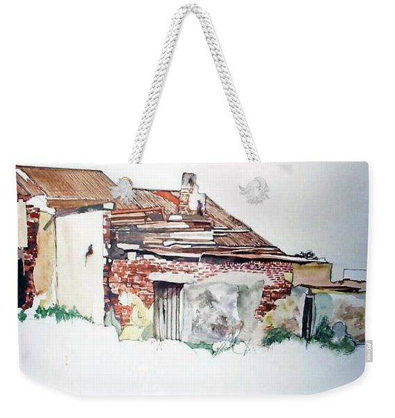 District 6 No1 Weekender Tote Bag
