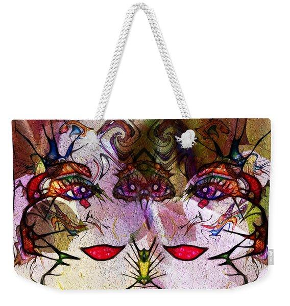 Diva Duo Weekender Tote Bag