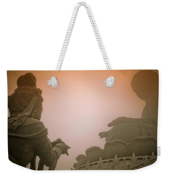 Divine Offering #02 Weekender Tote Bag