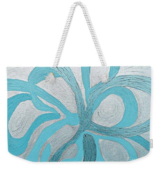Divine Peace Weekender Tote Bag