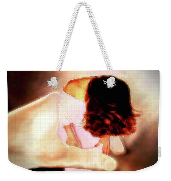 Divine Protection Weekender Tote Bag