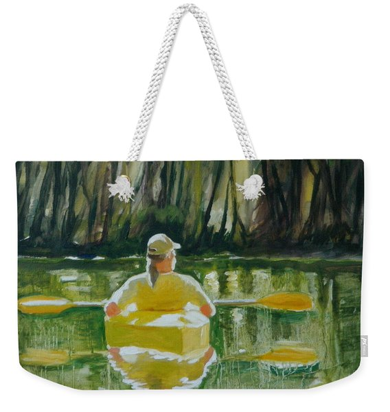 Dix River Redux Weekender Tote Bag