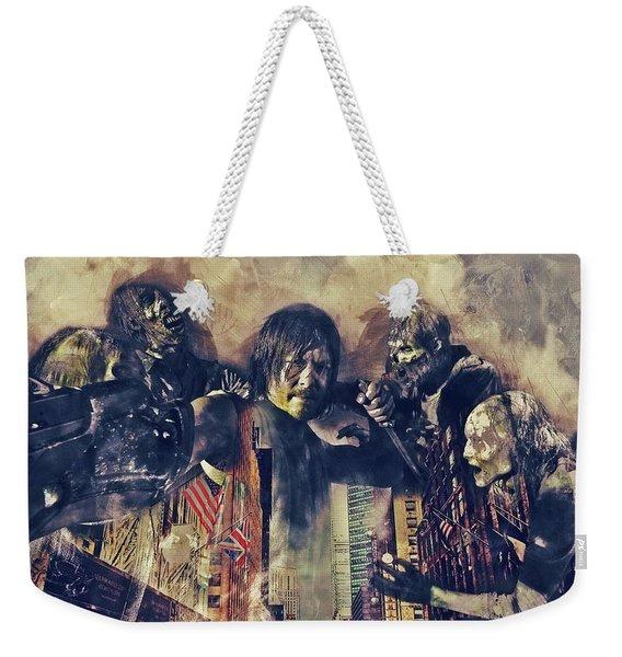 Dixon Vs Walkers Weekender Tote Bag