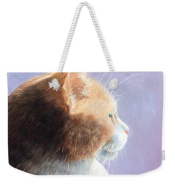 Dizzy Weekender Tote Bag