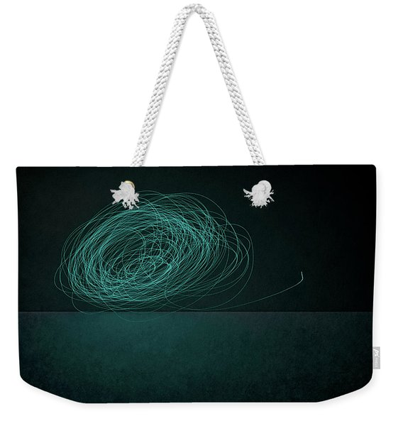 Dizzy Moon Weekender Tote Bag
