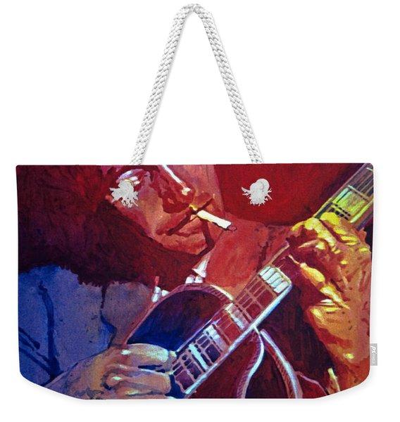 Django Sweet Lowdown Weekender Tote Bag