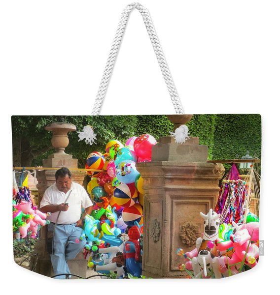 Do I Have Balloons Weekender Tote Bag