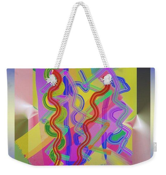 Do Thetwist  Weekender Tote Bag