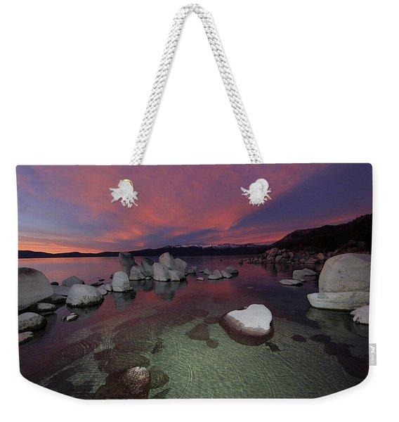 Do You Have Vivid Dreams Weekender Tote Bag