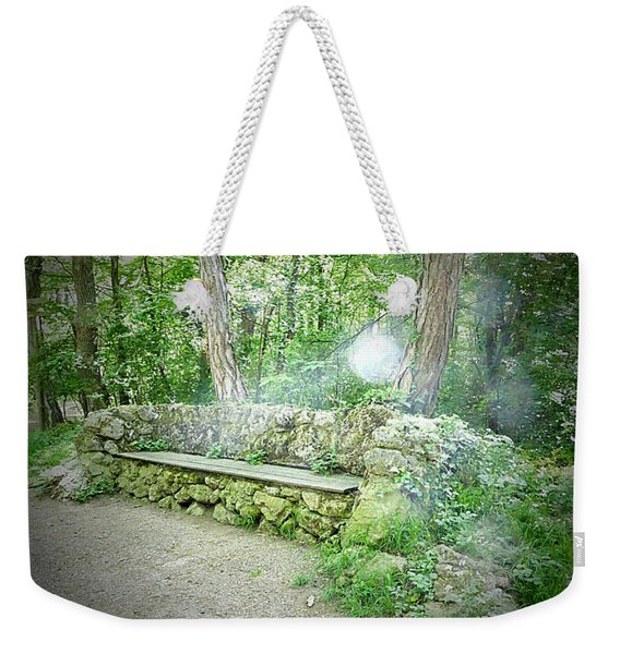 Do You Want To Take A Rest Weekender Tote Bag