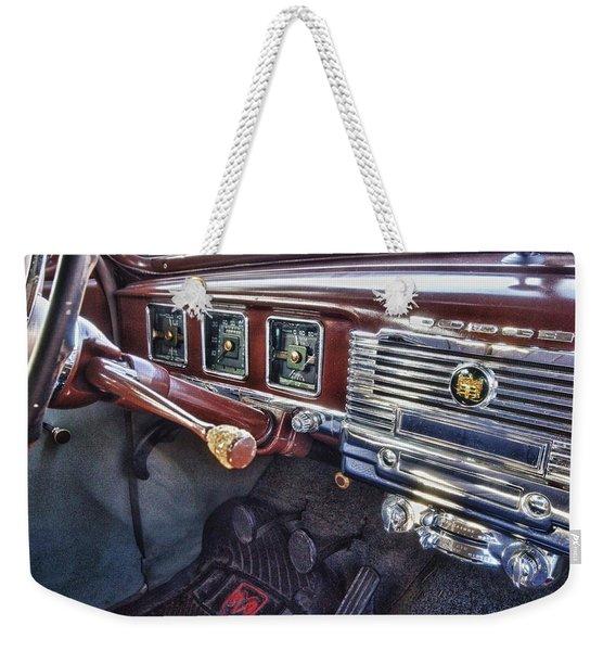 Dodge Dash Weekender Tote Bag