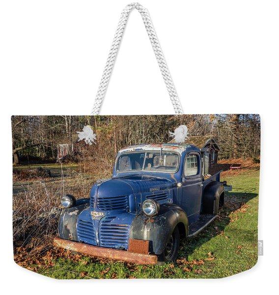 Dodge Pickup Weekender Tote Bag