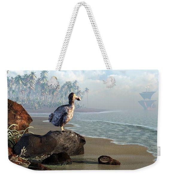 Dodo Afternoon Weekender Tote Bag