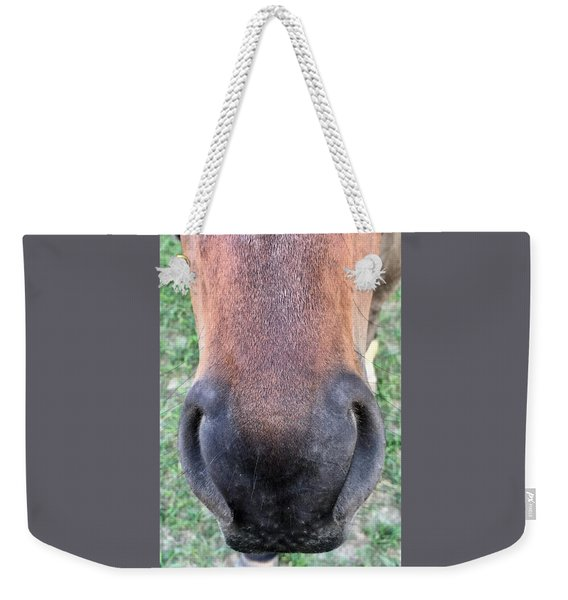 Big Nose  Weekender Tote Bag