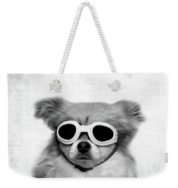 Goggles  Weekender Tote Bag