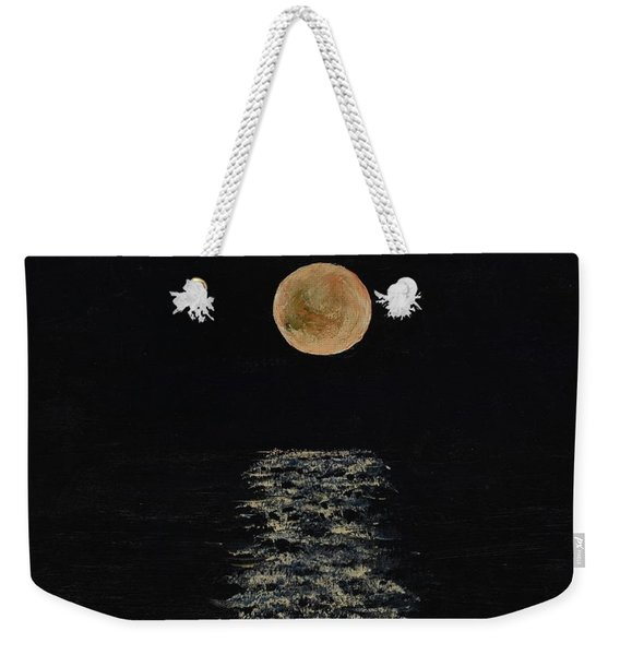 Doha Moonrise Weekender Tote Bag