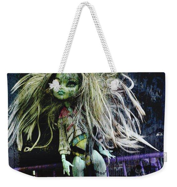 Doll X Weekender Tote Bag
