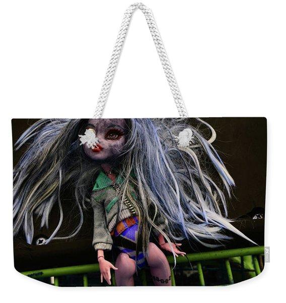 Doll X2 Weekender Tote Bag