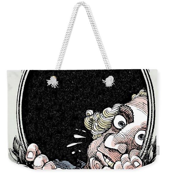 Dollar Fear Weekender Tote Bag