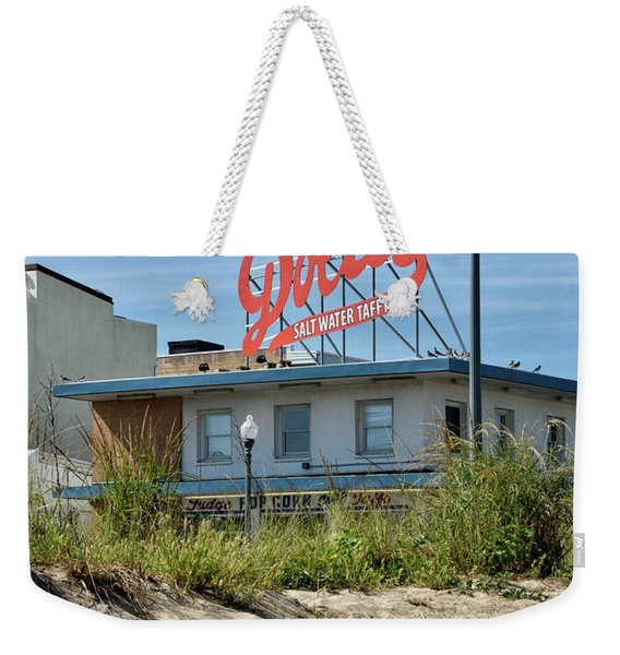 Dolles From The Beach - Rehoboth Beach Delaware Weekender Tote Bag