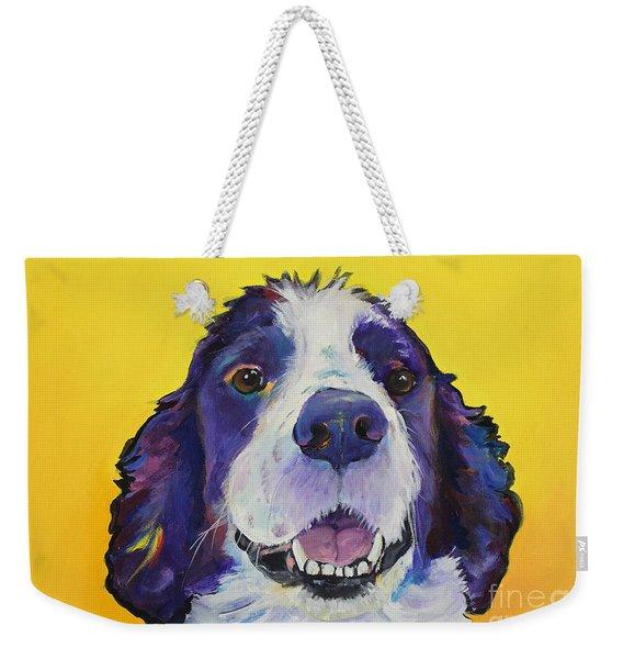 Dolly Weekender Tote Bag