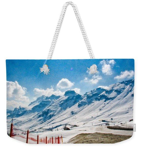 Dolomites 3 Weekender Tote Bag
