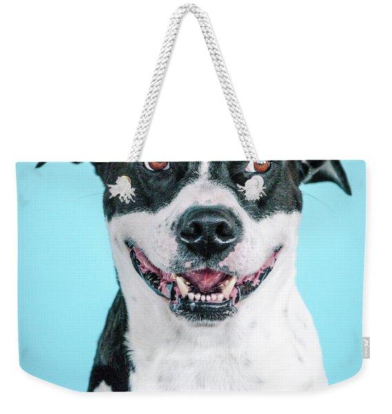 Domino 3 Weekender Tote Bag